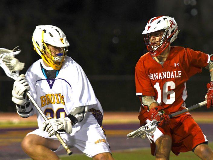 2017 Annandale HS Boys Varsity Lacrosse vs. Lake Braddock HS