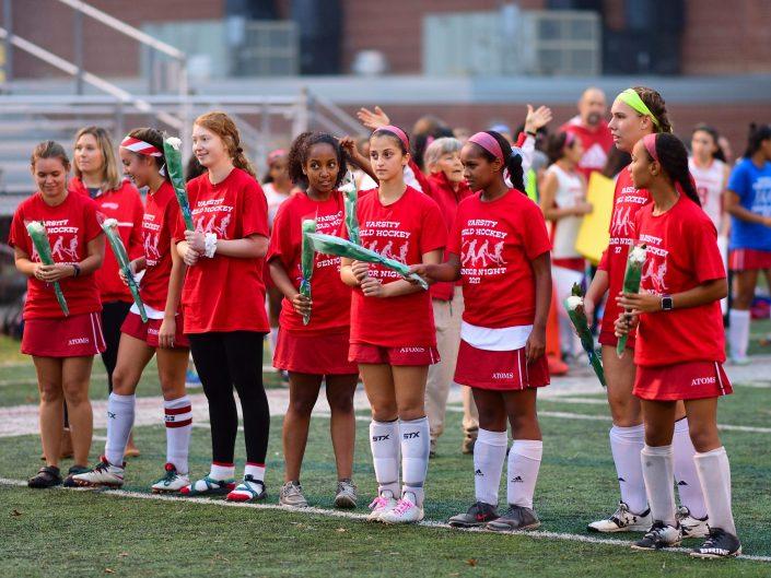 2017 Annandale HS Girls Varsity Field Hockey vs. West Potomac HS