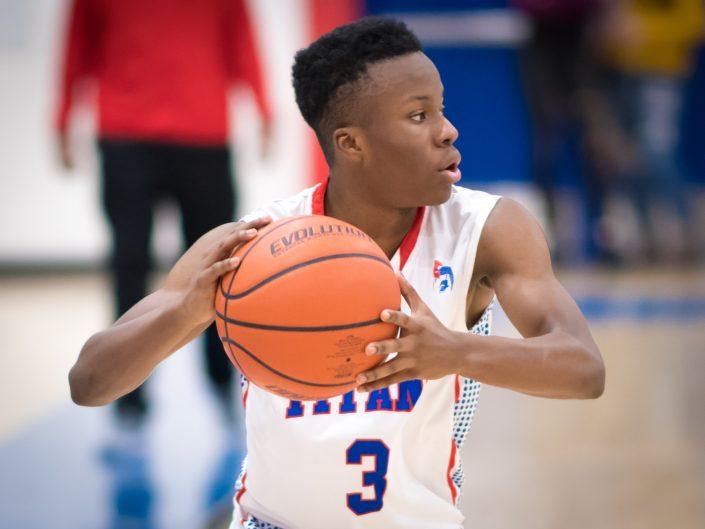 2018-02-01 T.C. Williams HS Boys Varsity Basketball vs. Annandale HS